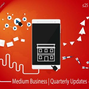 Medium Business Custom Tour | Quarterly Update