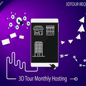 3D Tour – Monthly Hosting